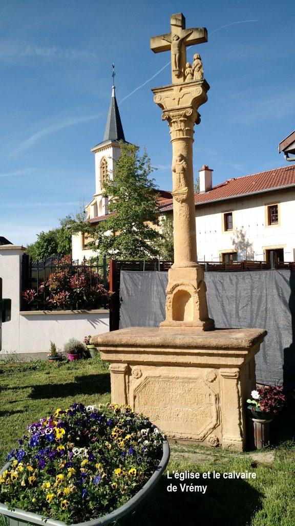 église de Vrémy