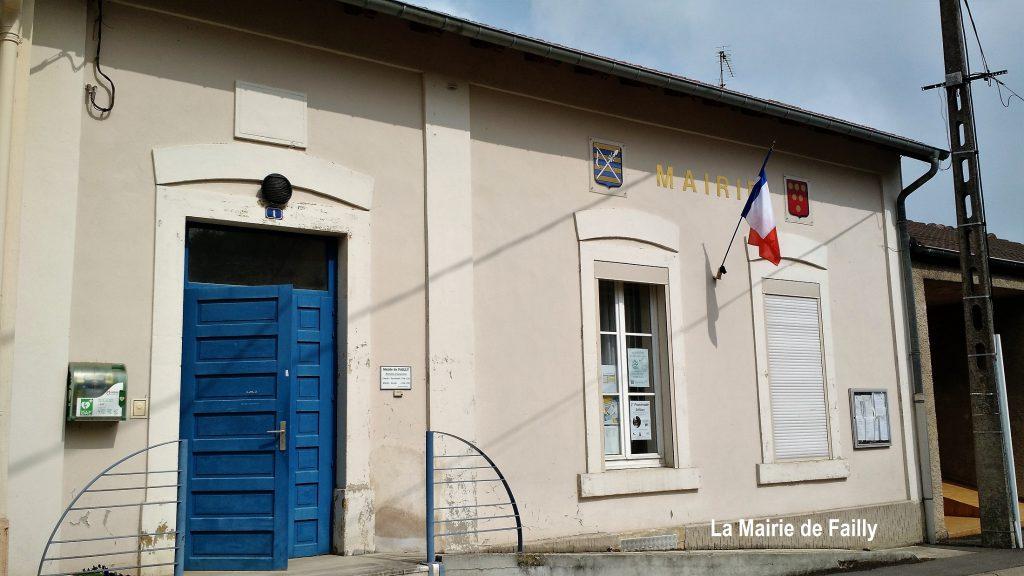 Mairie de Failly